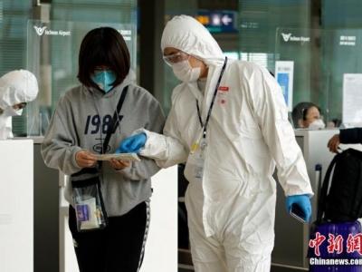 调查:近7成韩国受访者有意接种新冠疫苗